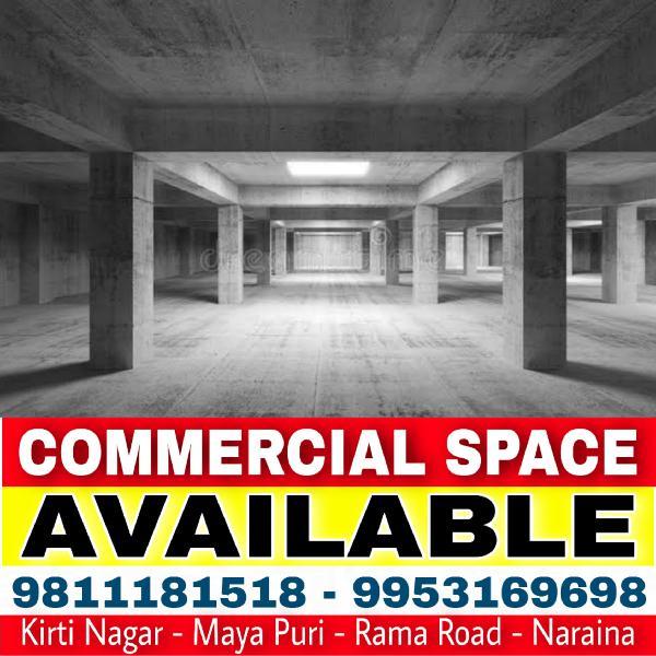 Commercial Office Space for Rent Kirti Nagar