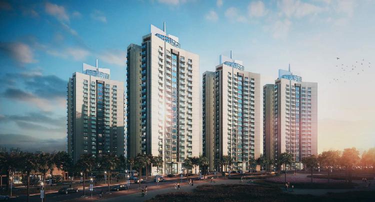 Shalimar OneWorld Vista Ready to movein 23BHK Apartments