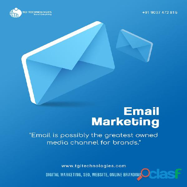 Best SMS marketing and email marketing companies in Kochi
