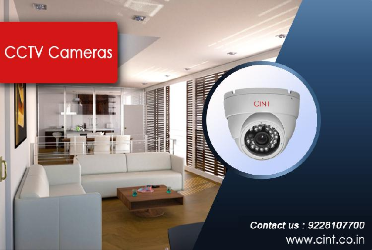 CCTV Camera With Installation High Definition Video Quality