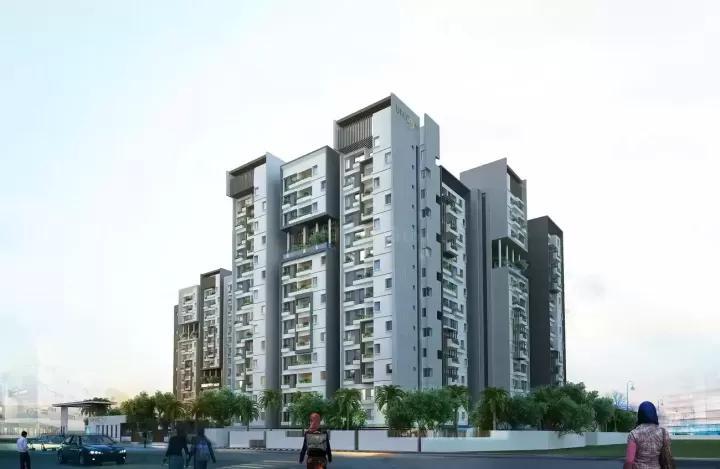 2 bhk apartment in North Bangalore North Brooks 46