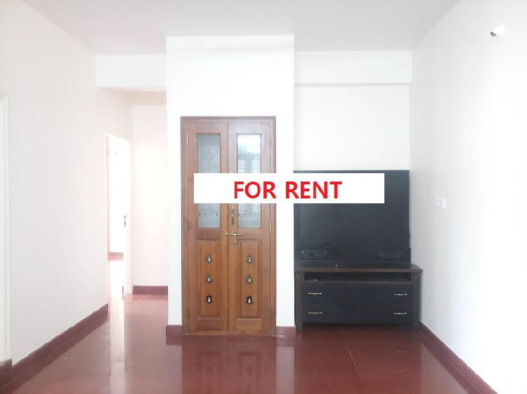 Residential apartment for rent in SANJAY NAGAR RMV 2nd stag