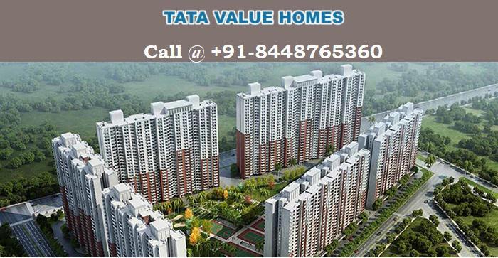 Magnificent Apartments in Tata Value Homes Noida