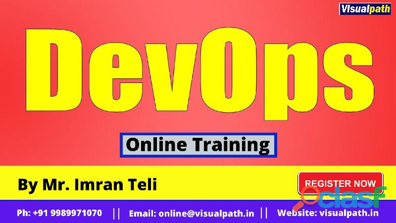 DevOps Online Training | DevOps Course in Hyderabad