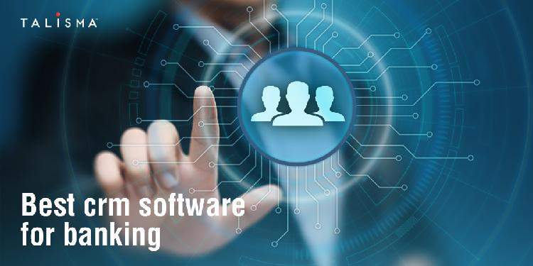 CRM for banking solution can help banks