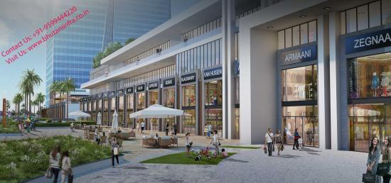 Sell Commercial Projects in Noida Cyberthum Noida