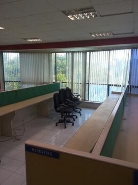1250 sqft furnished office on rent at Pune Satara Rd