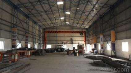 1350 sqm industrial plot on main road Sector 6 Noida