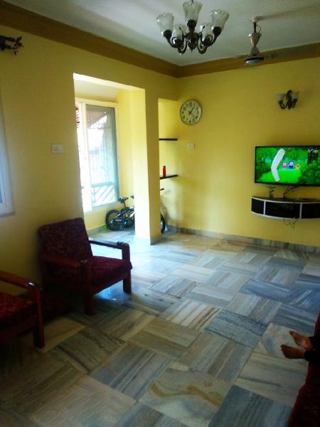 2 Bhk 86sqmt flat furnished for Rent in Miramar NorthGoa25k