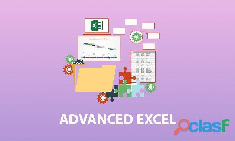 Best Advanced Excel Training institute