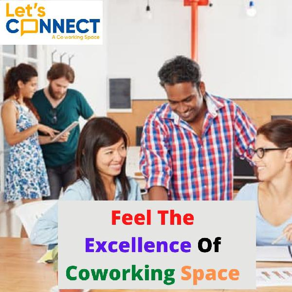 Shared Office Space For Rent in Noida Lets Connect India