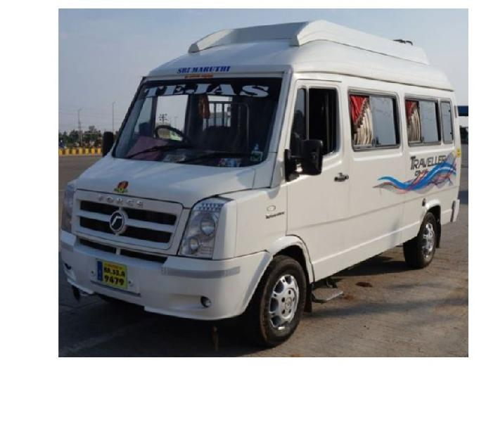 14 Seater Tempo Traveller in Bangalore