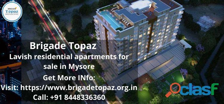 Your dream home in Brigade Topaz