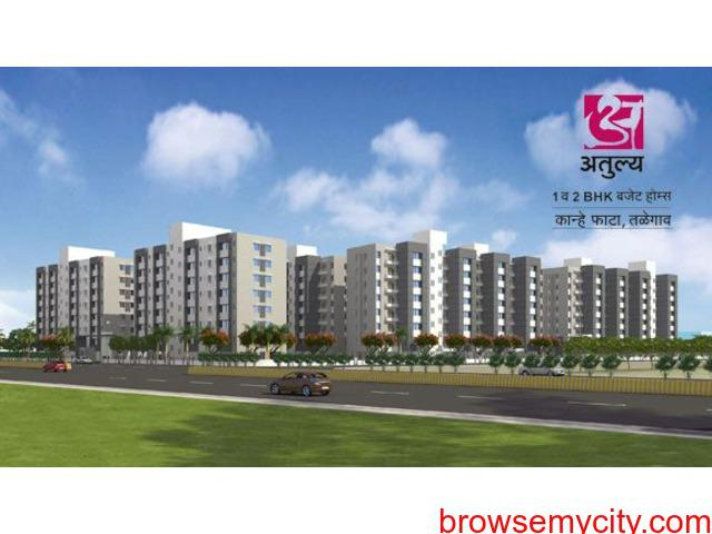 1&2 BHK Flats in Talegaon,Pune at best price
