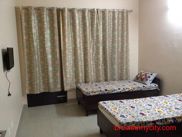 1RK Flat on Rent in Sector 17 near Signature tower Gurgaon