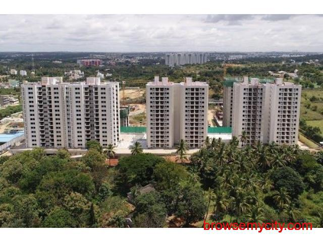 2 & 3 BHK Flats in Mysore Road Bangalore-Gopalan Enterprises