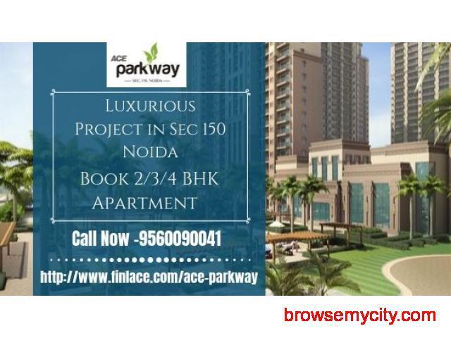 Ace Parkway | Sector 150 Noida | 2 BHK, 3BHK & 4BHK