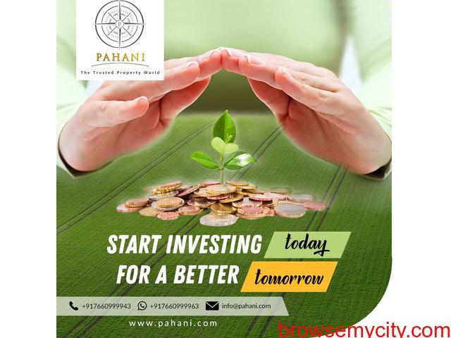 Agriculture land for sale In Vikarabad | Pahani