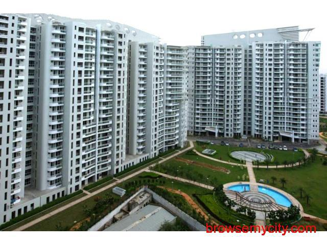 Book 4BHK Flats on Rent | DLF The Icon- Golf Course Road in