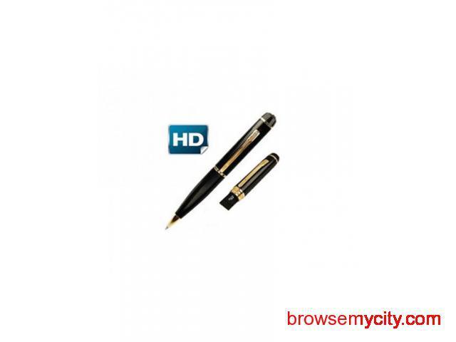 Buy Spy HD Pen Camera Online at Best Price in Delhi India