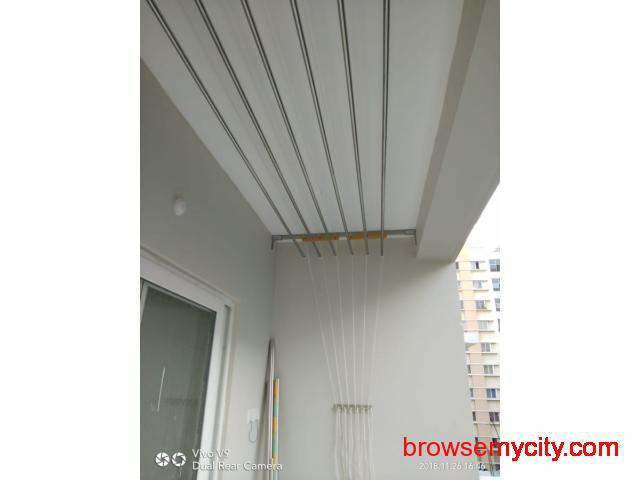 Cloth Drying Hanger Mahbubnagar Call 09290703352, Balcony