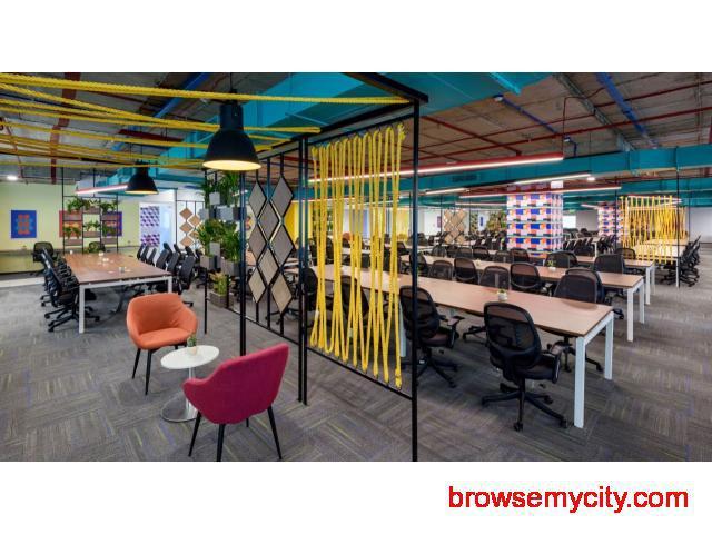 Coworking Space for rent in Andheri East Mumbai