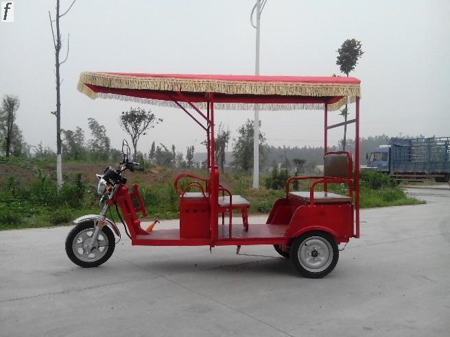 Electric Rickshaw Manufacturer & Supplier...