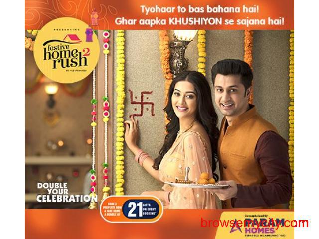 Festive Home Rush 2 | Diwali Offers by Param Homes