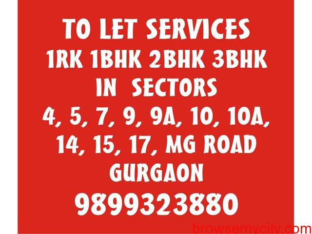 Fully Furnished Rooms Near Iffco Chowk Gurgaon 9899401469