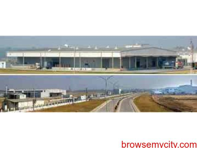 Industrial Land for sale in Gurgaon