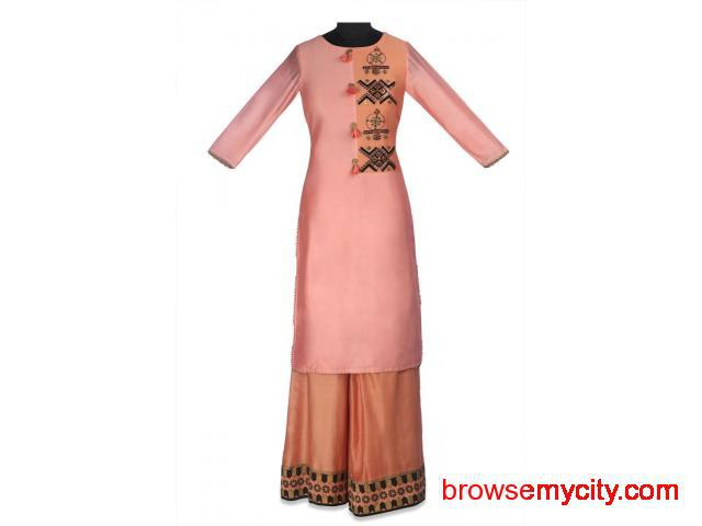 Look Special In TheHLabel's Creatively Crafted Salwar