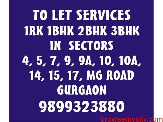 Single room near IFFCO chowk Gurgaon 9899323880
