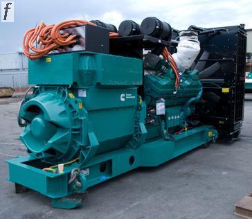 Used Kirloskar diesel Generator set sell Sang...