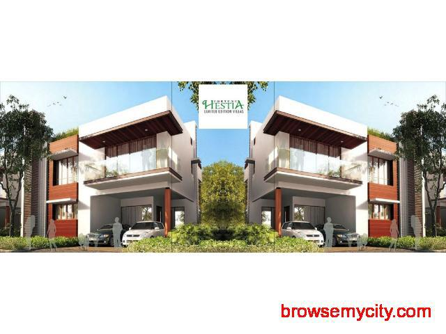 Villas in Sarjapur road Bangalore