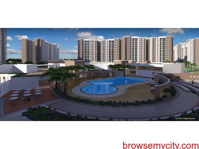 Prestige Song Of The South 2, 2.5, 3 and 4 BHK Project at