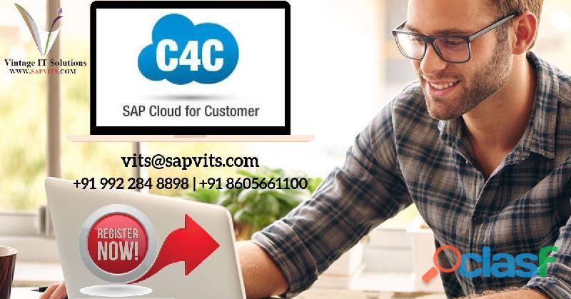 SAP C4C Technical Training | SAP C4C Technical course in