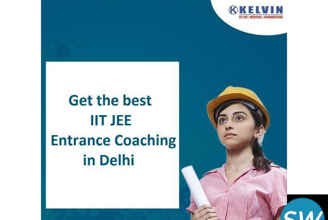 Best IIT-JEE Coaching in Delhi - Admissions Open 2020-24!