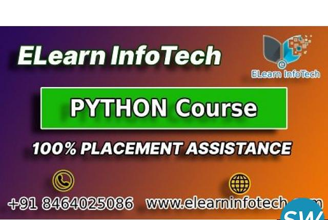 Best Python Training in Hyderabad | Master Python in 55