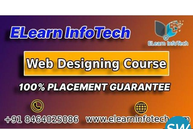 Best Web Designing Course in Hyderabad with 100% Placement