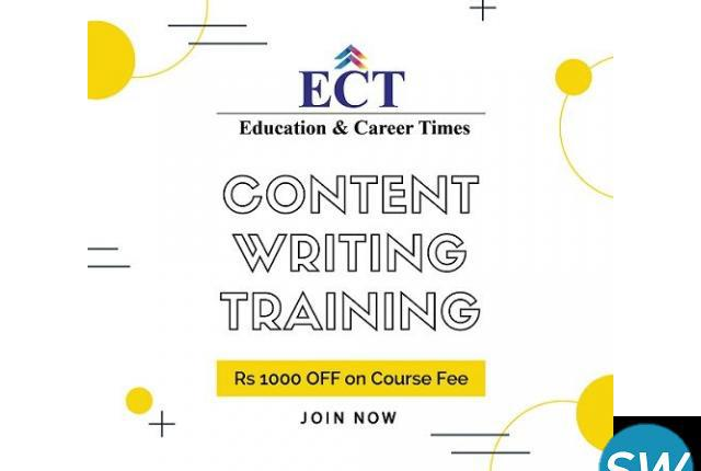 Content Writing Courses by Experts
