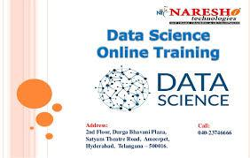Data Science Online Training - Naresh I Technologies