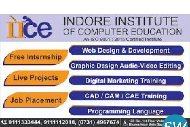 Digital Marketing Course at Bhawarkua