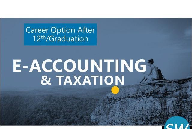 E--Accounting Training Institute in Noida