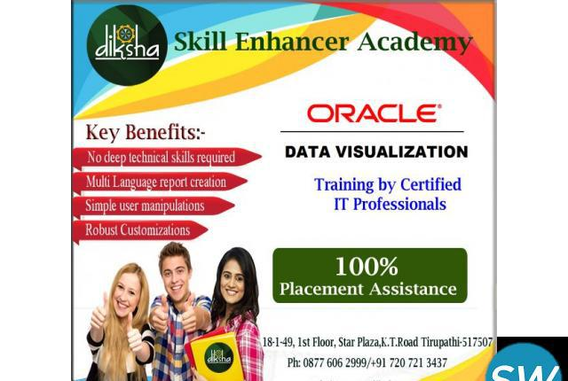 IT Training on Niche Technologies - Diksha skill enhancer