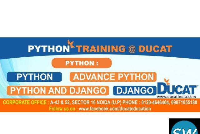 PYTHON TRAINING IN NOIDA