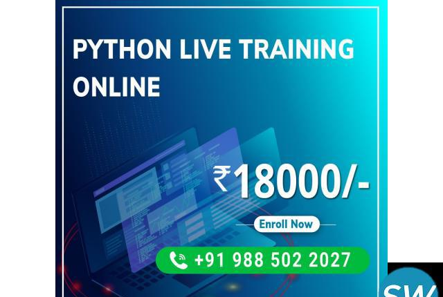 Python Training in Bangalore || 8+ yrs experienced faculty
