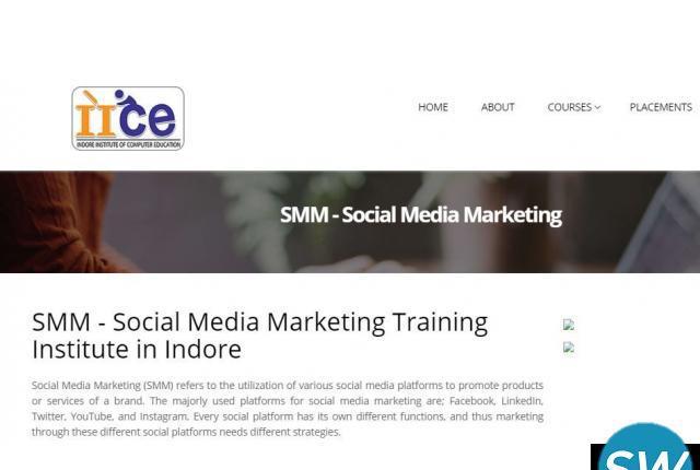 SMM - Social Media Marketing Training Institute in Indore