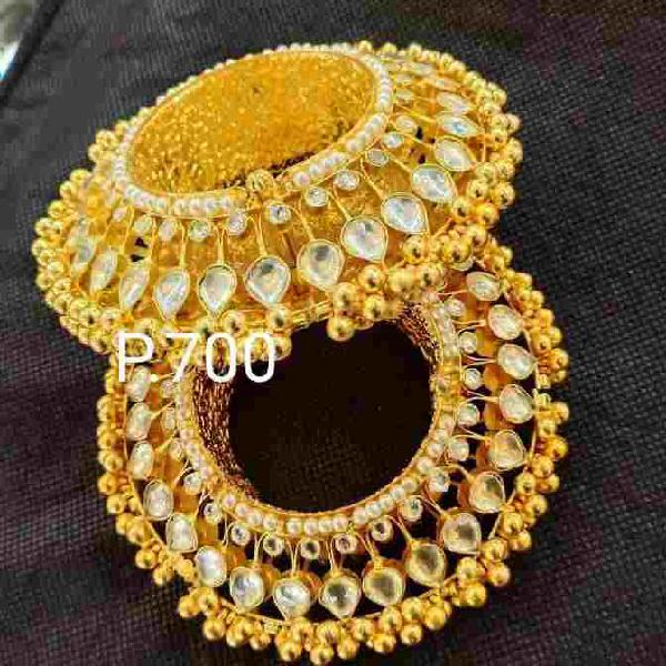 Shop Kundan Kada Online at Low Prices in India | JHeaps