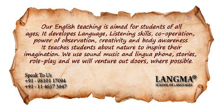 school of english language in india
