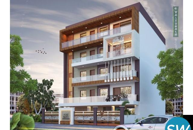 4 BHK Luxury Builder floors available for Sale in Sector 21C